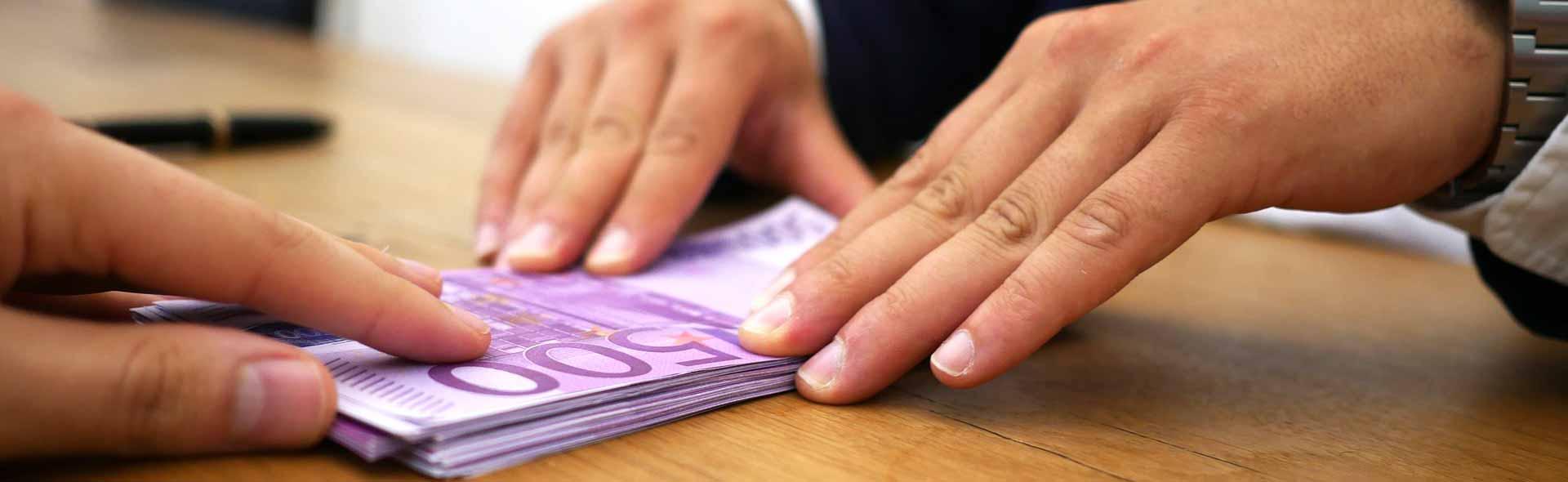 Finanzierung-Darlehen